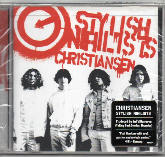 Christiansen - Stylish Nihilists CD