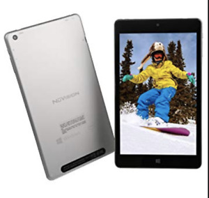 NuVision 8-inch Full HD  IPS Touchscreen Tablet PC 2GB RAM 32GB