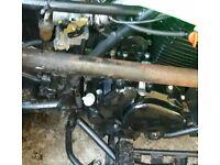 engine 200cc bansha