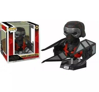 Star Wars Rise of Skywalker Kylo Ren in the Whisper POP! Rides Figure #321 FUNKO