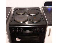 Bush electric cooker in black