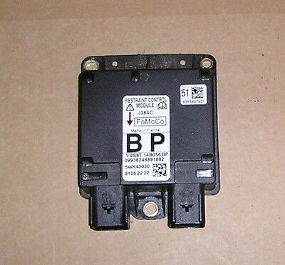 GENUINE MAZDA 2 CAPELLA (DY) AIR BAG CONTROL MODULE - 5WK43030