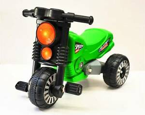 Wowmart Pedal Powered Trike RideOn Toy Toddler Tricycle Motorbike South Granville Parramatta Area Preview