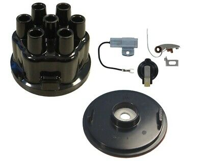 International 460 560 606 656 660 666 686 Distributor Cap Ignition Kit