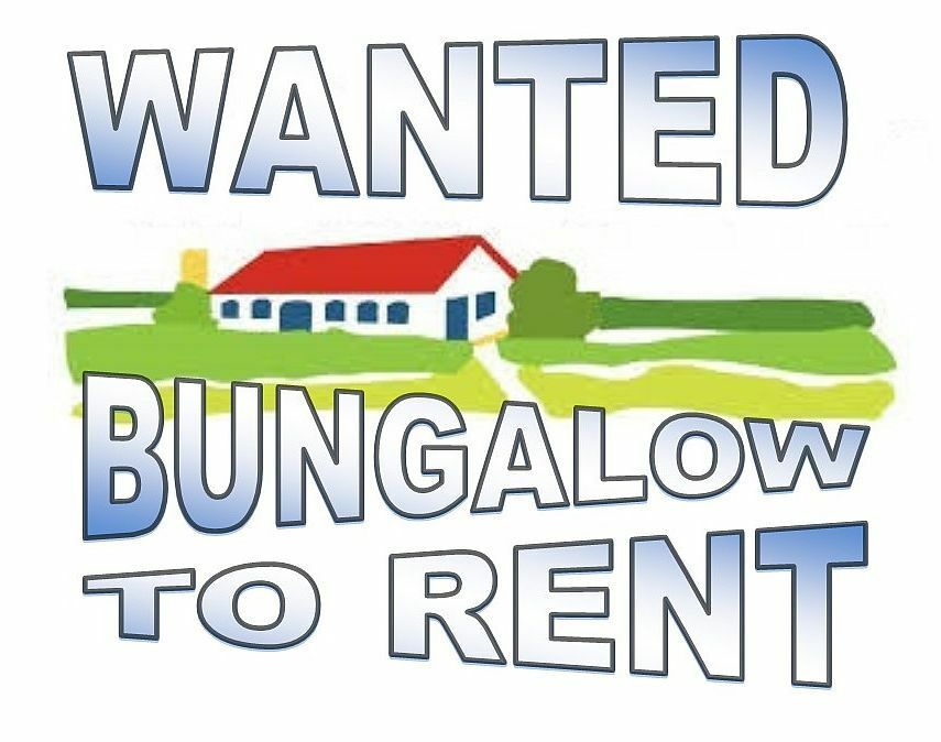 WANTED Bungalow on the outskirts of Coleraine, or near Ballymoney, Cloughmills or Ballymena