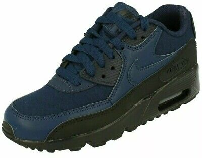 Nike Air Max 90 ES BG Trainers Shoes Navy/Blue AV4152 400 UK 5. BrandNew in box