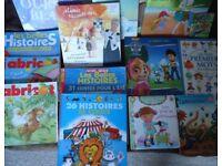 French books for kids - £2 each, debatable