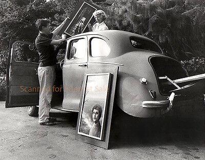 (( Big Eyes )) 1957 Walter + Margaret Keane ROAD TRIP TO GALLERY PHOTO