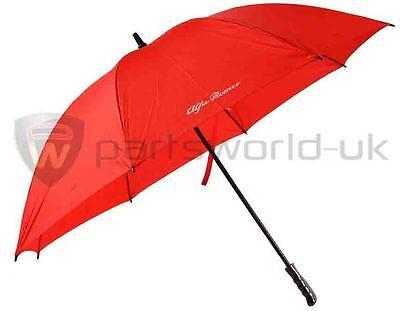 Alfa Romeo Umbrella With Carbon Fibre shaft 5916665 New Official Genuine
