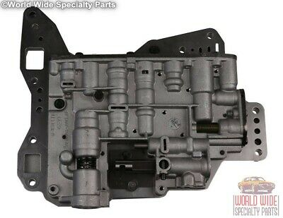 Ford C6 Valve Body(Gas) Late Style with Sliding Manual Valve (LIFETIME WARRANTY)