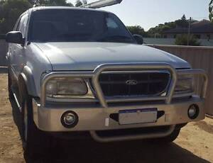 **CAMPERVAN OR 4X4 VAN**SWAP FOR MY FORD 4X4 South Perth South Perth Area Preview