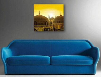 BRAND NEW ISTANBUL Canvas Print 60x60 Auburn Area Preview