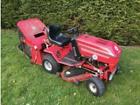 Westwood S1300 Ride-on Lawnmower