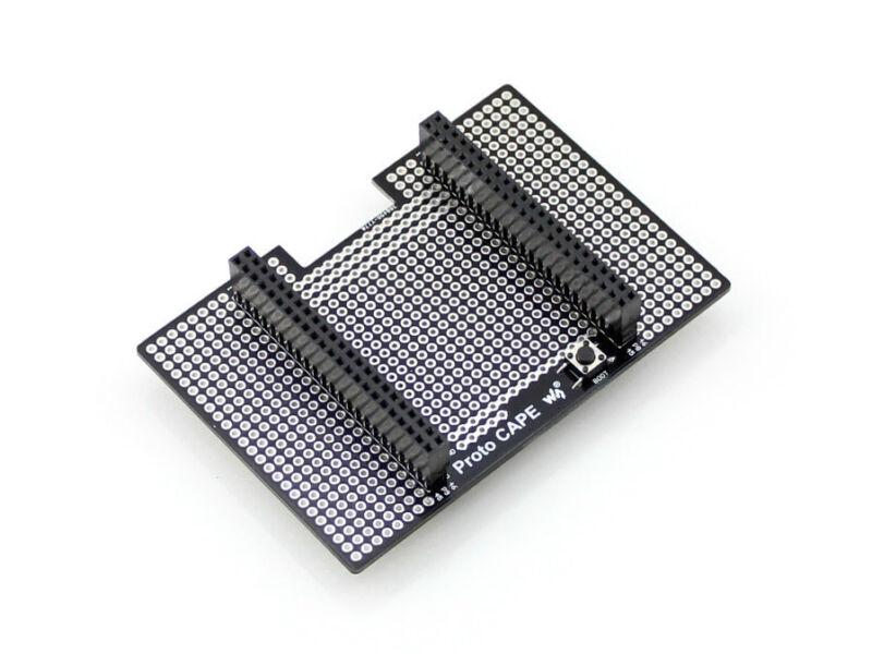 BeagleBone Black Proto CAPE BB Black Expansion CAPE Breadboard for prototyping