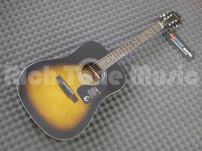 Epiphone DR100 Acoustic Guitar - Vintage Sunburst