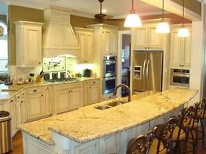 MARBLE,QUARTZ,GRANITE COUNTERTOPS,ISLANDS,BAR, VANITIES ON SALES!!! free SINK