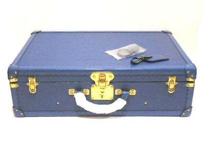 LOUIS VUITTON LV Bisten 60 Attache Briefcase Epi Leather Hard Case Trunk Rare !