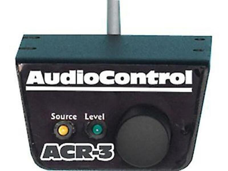 AudioControl ACR-3 Wired remote/source changer for LC8i
