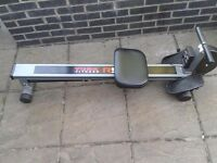 York R500 fitness rowing machine rower