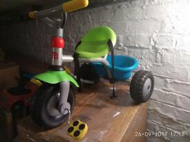 kids toy ride on trike bike