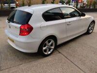 2009 BMW 1 SERIES 116d SPORTS