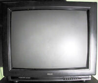 """Electrohome 19"""" Colour TV - Front RCA In - light"""