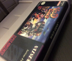 Aero Fighter + Wild Guns - SNES REPRODUCTION Gatineau Ottawa / Gatineau Area image 5