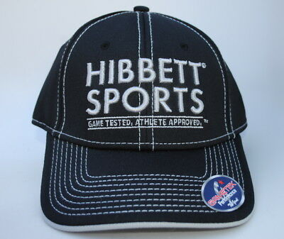 Nwt Hibbett Sports Game Tested Athlete Approved Adjustable Dad Hat Baseball Cap