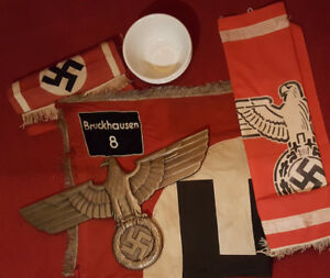 Third Reich Nazi era collectibles & Militaria Show