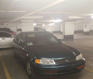 Acura EL Premium Fully Loaded, Leather, Command Start