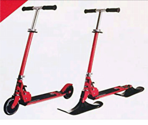 scooter 2 in 1