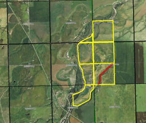 818 Acres m/l in The Valley of St. Mary's River