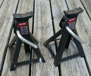 Supports d'auto Jackstand