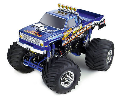 Tamiya 1:10 RC Monstertruck Super Clod Buster 2012 Baukasten # 300058518