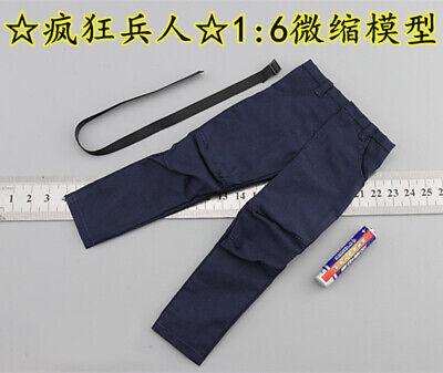 1:6 MULTIFUN MF007 Quarantine Zone Agent Pants+Belt model F 12
