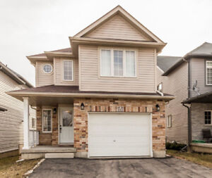 Affordable Family Home in Kitchener