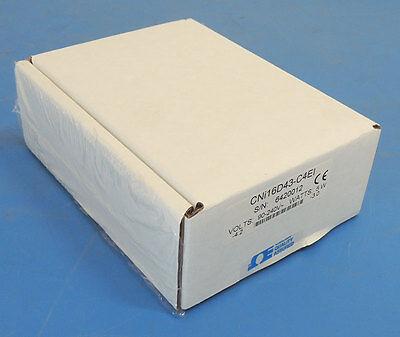 NEW Omega CNi16D43 Temperature Process Control Dual Display Programmable CNi16D