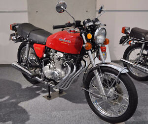 Wanted cb350 Four or CB400 four