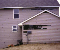 Youe Siding, soffit and fascia