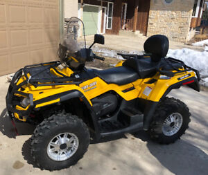 2013 can am 400XT max