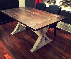 Custom Harvest Table only $525.00!!!