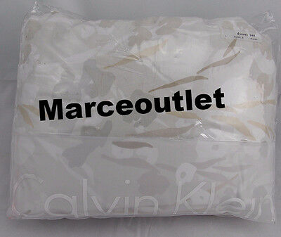 Collection King Duvet Cover - Calvin Klein Blanca Collection KING Duvet Cover & King Shams Set Smoke