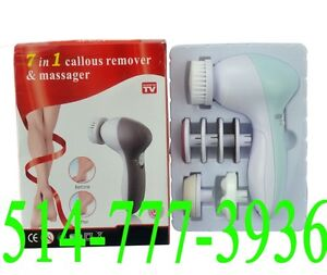 Foot Care Pedicure Electric Smoother Callus Skin Remover