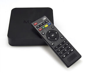 ANDROID 4X MBOX PRO TV BOX!! - w/KODI and WARRANTY!