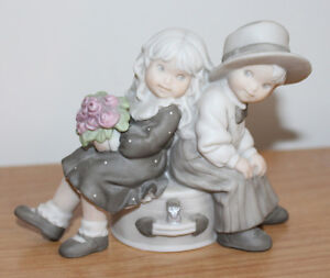 """Pretty as a Picture """"Just You and Me Always"""" ornament Cambridge Kitchener Area image 1"""