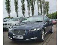 2012 Jaguar XF 2.2 D PREMIUM LUXURY 4d 190 BHP Saloon Diesel Automatic