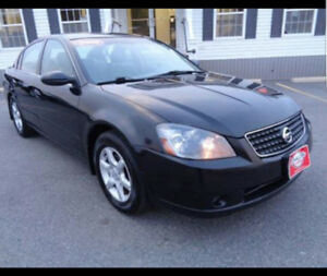 MVI till 2019 October - Well Maintained Nissan Altima 05