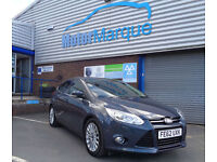 Ford Focus 1.6TDCi ( 115ps ) 2012MY Titanium X