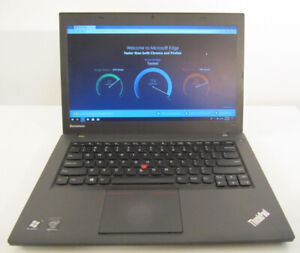 Lenovo Thinkpad T440 laptop with SSD