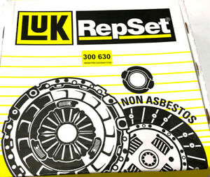 BRAND NEW  LUK CLUTCH KIT BEETLE, GOLF, JETTA 228MM 03G141015N